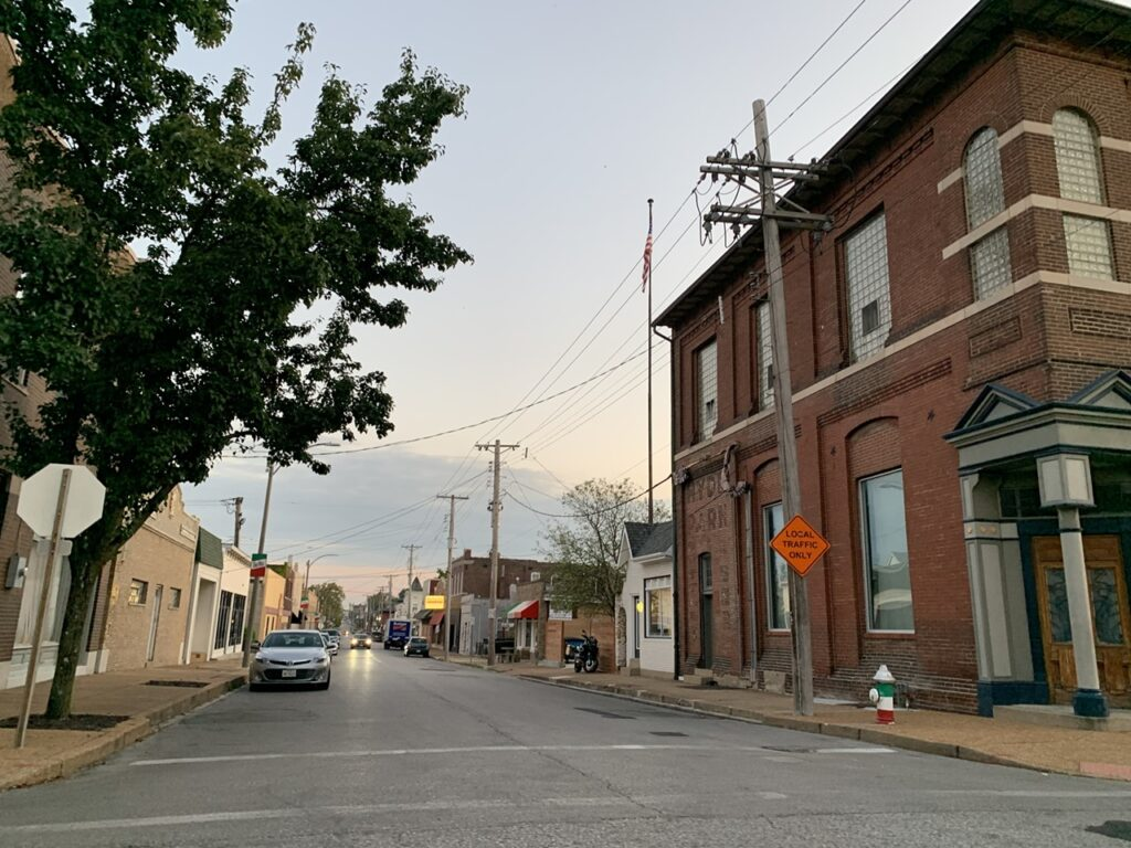 LSS Missouri -St. Louis County MO